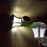 欧式太阳能壁灯 DL-SW710