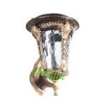 古铜色欧式太阳能壁灯 DL-SW010