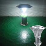 不锈钢太阳能柱头灯 DL-SP256
