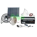 便携式太阳能家庭系统 DL-PSK10WC