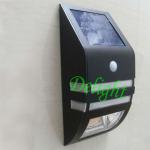 PIR 太阳能人体感应壁灯 过道灯 DL-MSW02