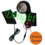 PIR 太阳能人体感应灯 太阳能安防灯DL-SWM10A