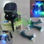 RGB 太阳能节日灯串 DL-SS003