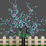 LED树灯 圣诞树 桃花树 DL-LT029