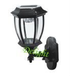 欧式户外太阳能挂壁灯 DL-SW714