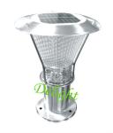 高亮度太阳能柱头灯 DL-SP257