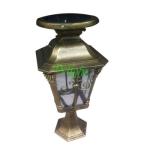 高亮度太阳能柱头灯 DL-SPS003