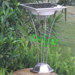 9W 太阳能柱头灯 DL-SPS007