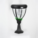 太阳能柱头灯 人体感应柱头灯 DL-MSP15