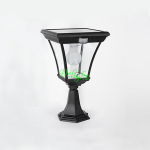 高亮度人体感应太阳能围墙灯 DL-MSP16