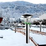 红外线太阳能草坪灯 DL-MSL01B