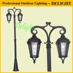 LED双头户外庭院灯 DL-OG405