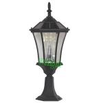 欧式高亮度太阳能柱头灯 DL-SPS009