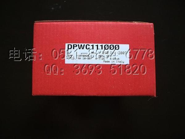 卡乐传感器DPWC111000