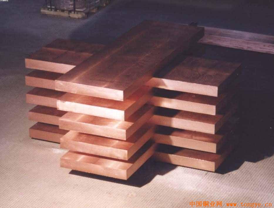 供应无氧铜、纯铜 优质无氧铜