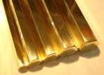HSi59-0.5S无铅环保易切削低硅黄铜合金卫浴用铜合金