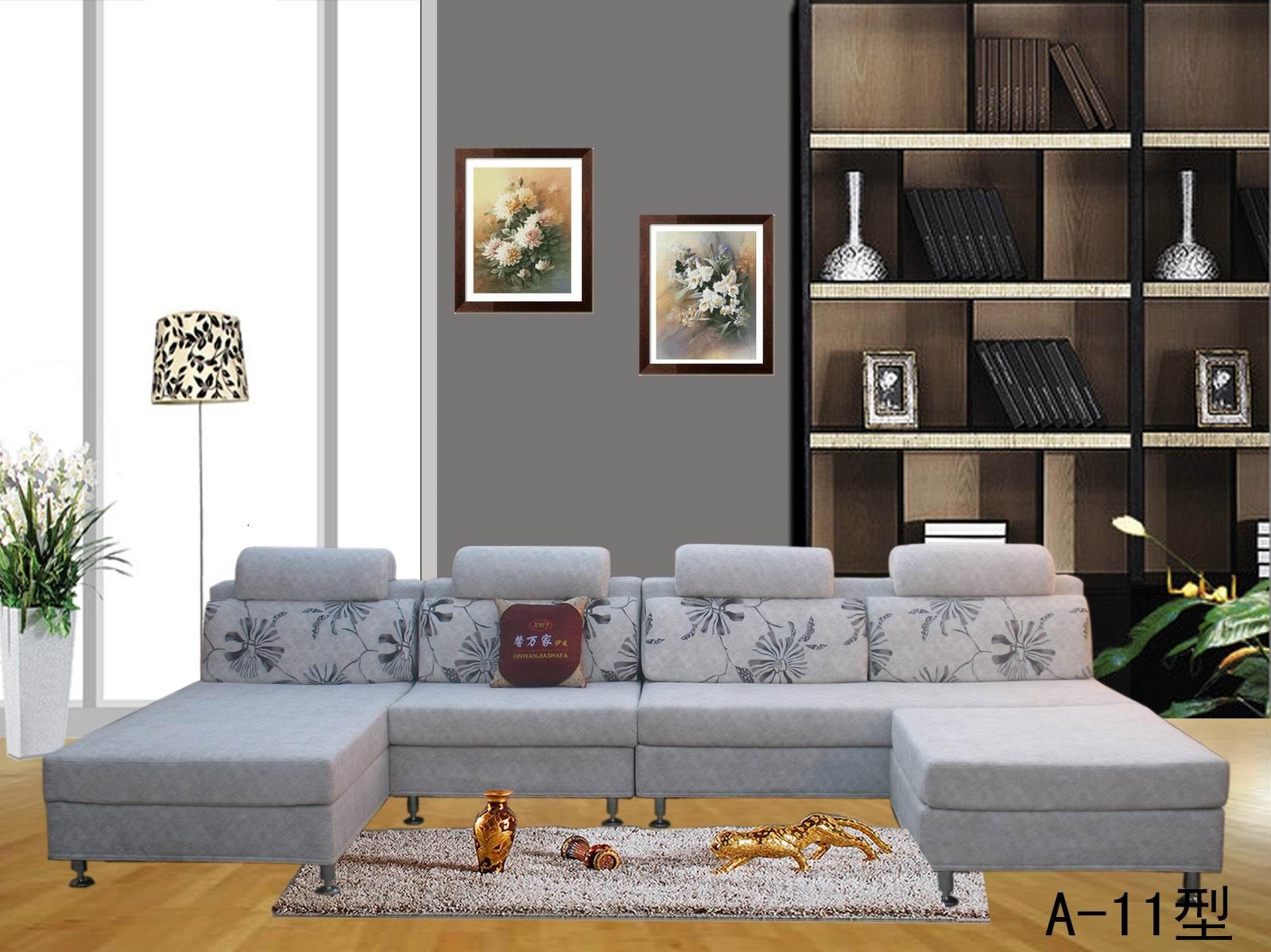 馨万家 布艺沙发 A-11