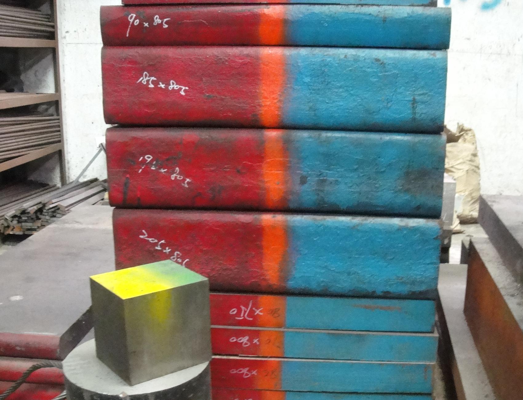中碳钨钼系高强度高耐磨5Cr4W5Mo2V(RM2)热作模具钢基体钢