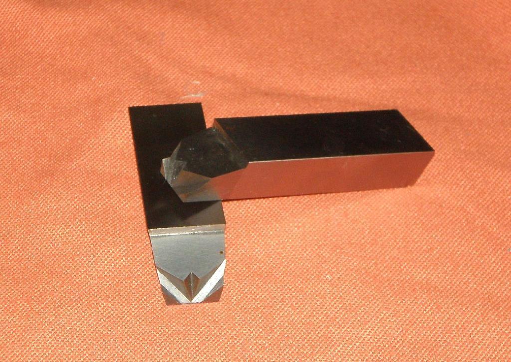 高韧性基体钢6W8Cr4VTi(LM1)高速钢冷热模具兼用钢