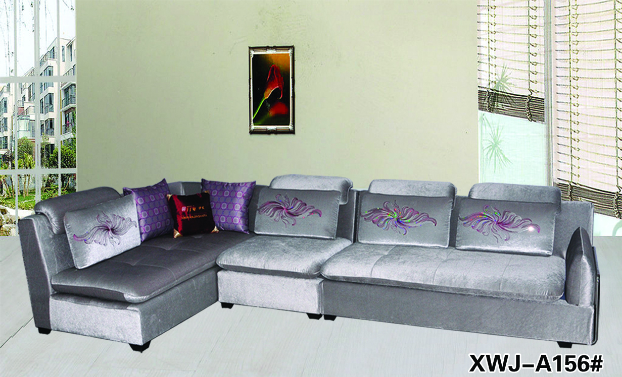 馨万家 布艺沙发A156#
