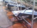 太阳能热水器清理水垢