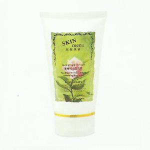 茶樹控油潔面乳 Skin Menu肌膚美食