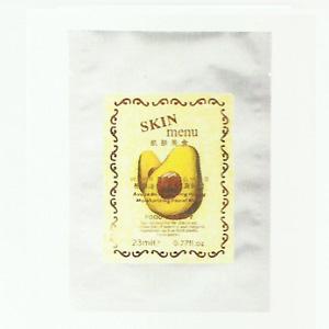 酪梨滋養高保濕面貼膜 Skin Menu肌膚美食