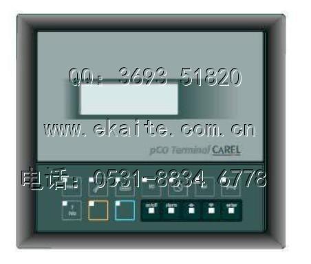 CAREL卡乐手操器PGD1000I00
