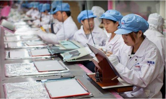 消息称富士康成都厂招大量员工生产iPad Mini