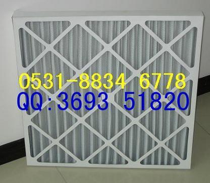 艾默生力博特机房空调780*760*96纸框过滤网