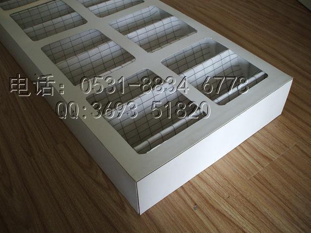 纸框过滤网625*400*50