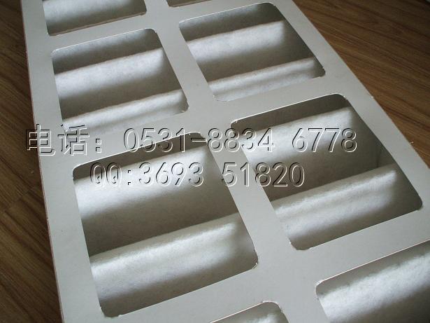 海瑞弗空调过滤网纸框长79宽73厚14CM
