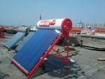 锦州太阳能维修网--北一里小区太阳能新装实例