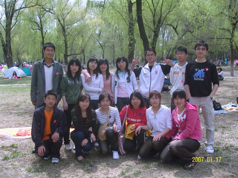 2009年5月3日南湖活动