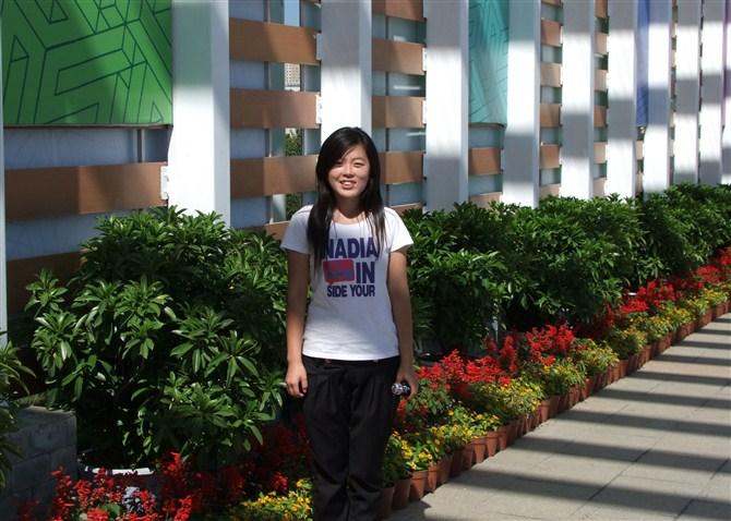 【志愿者秀】2009级志愿者-徐宇