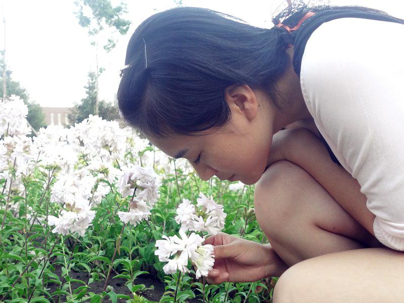 【志愿者秀】2010级志愿者-张艳旸