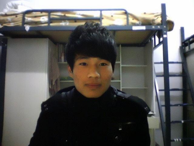 【志愿者秀】2010级志愿者-孙明阳