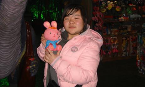【志愿者秀】2009级志愿者-范雪莹