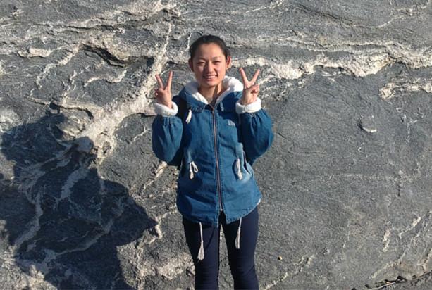 【志愿者秀】2010级志愿者-徐冰