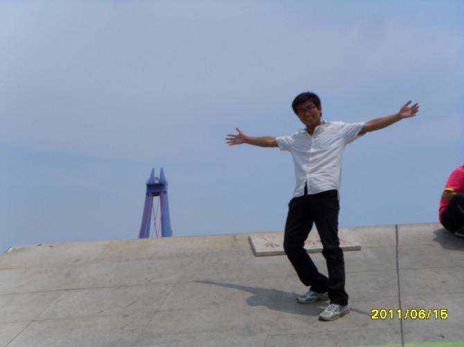 【志愿者秀】2011级志愿者-尹维喜
