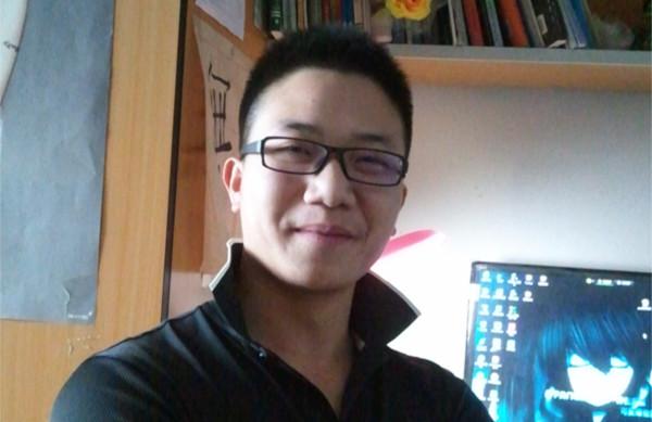 【志愿者秀】2010级志愿者-郭江