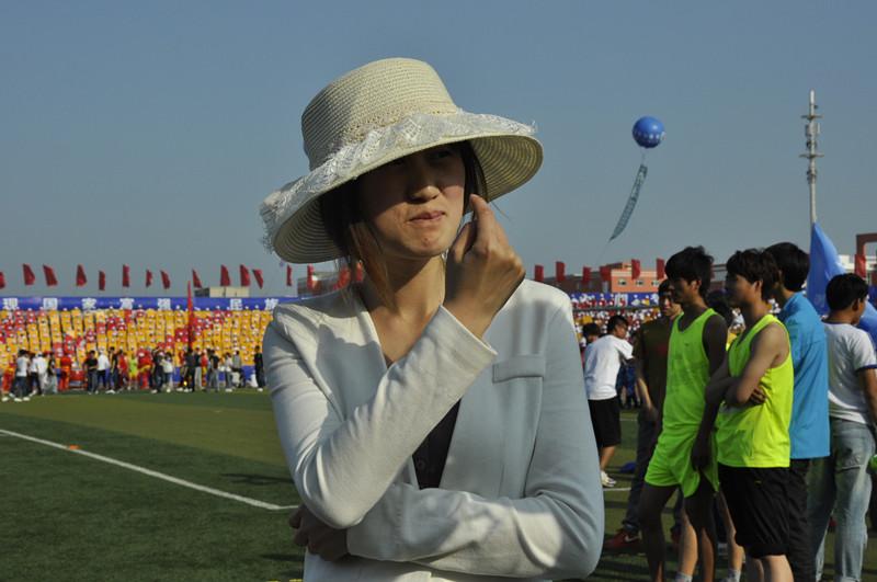 【志愿者秀】2011级志愿者-于红娟