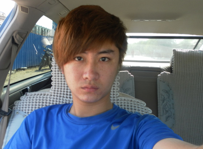 【志愿者秀】2009级志愿者-张磊