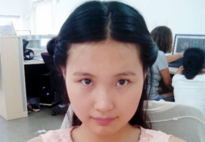 【志愿者秀】2009级志愿者-陈丽颖