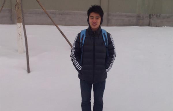 【志愿者秀】2012级志愿者-李健国
