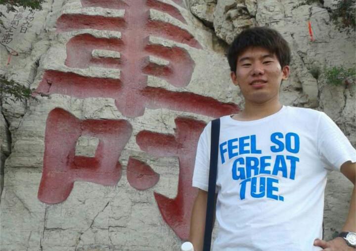 【志愿者秀】2010级志愿者-聂国颂