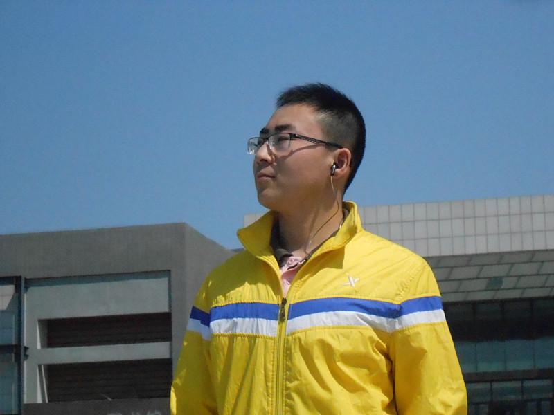【志愿者秀】2011级志愿者-孟桐桐