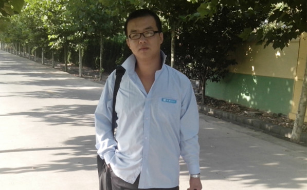 【志愿者秀】2009级志愿者-宋述栋