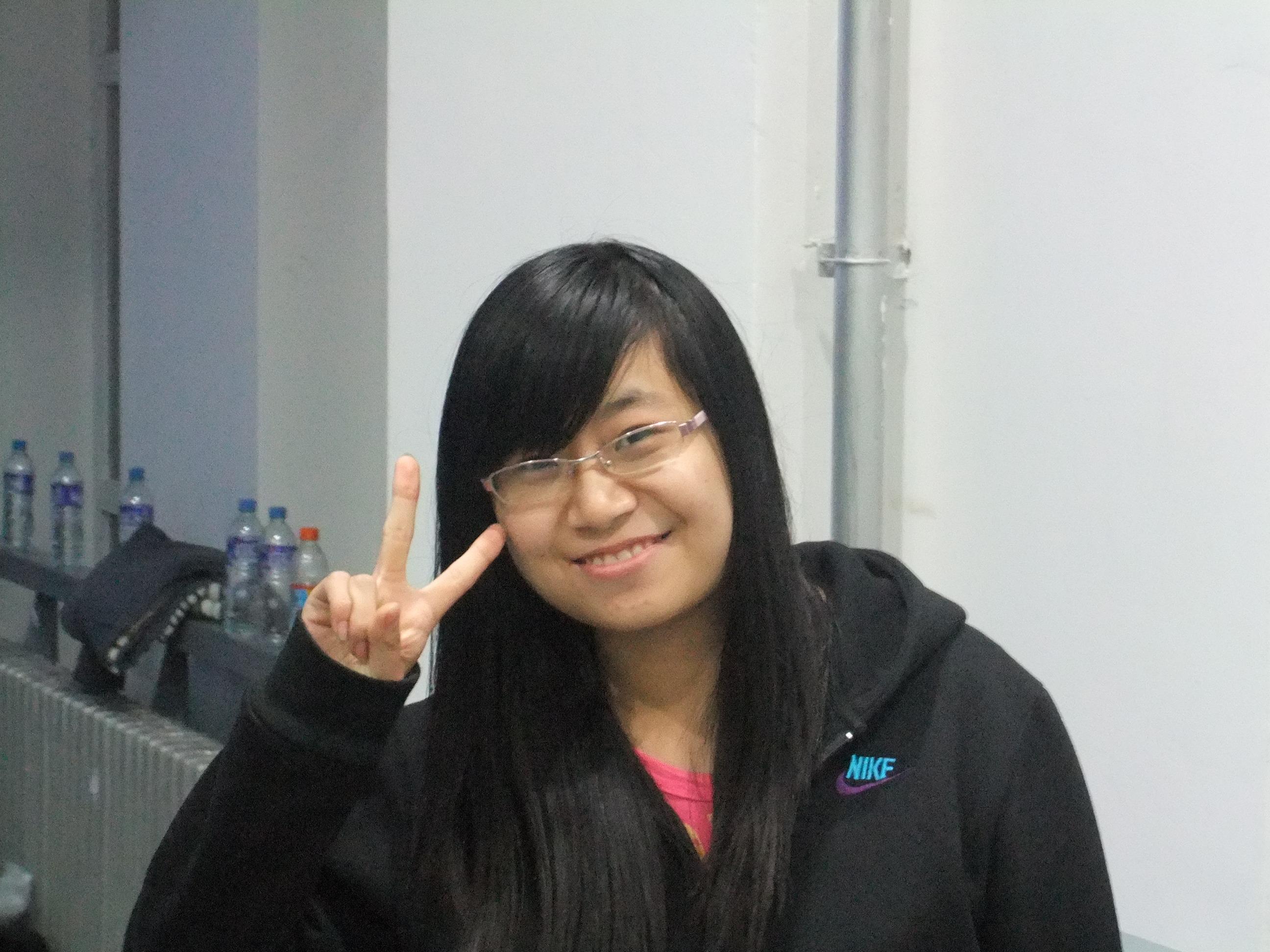 【志愿者秀】2010级志愿者-任传羽
