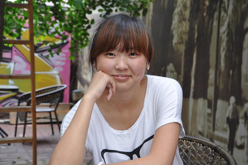 【志愿者秀】2010级志愿者-闫红娟